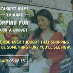 Make Shopping Fun and on a Budget