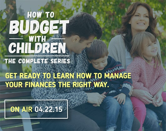 budget with children