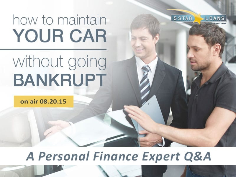 Saving Money on Car Costs: Tips from Financial Experts