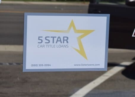 Title Loans in Orange