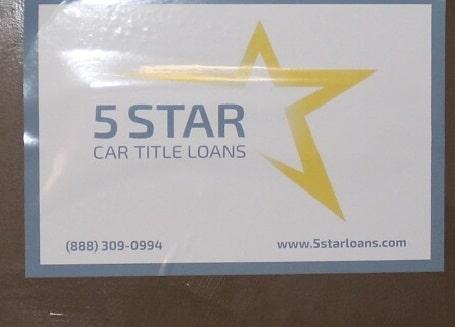 Title Loans in Torrance