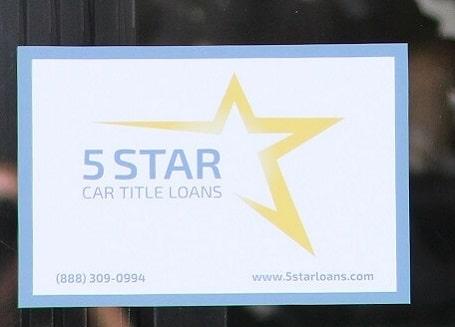 Title Loans in San Fernando
