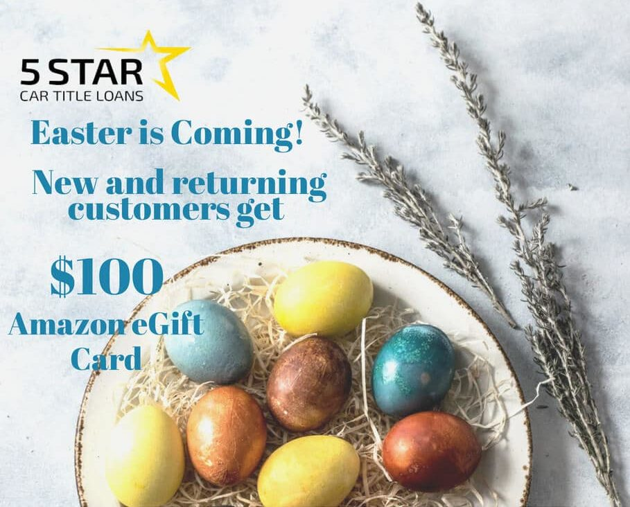 Easter 2019 campaign