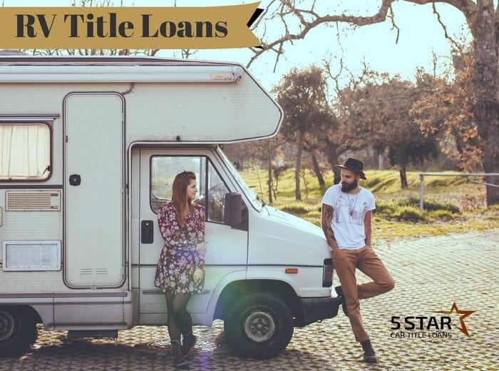 RV Title Loans
