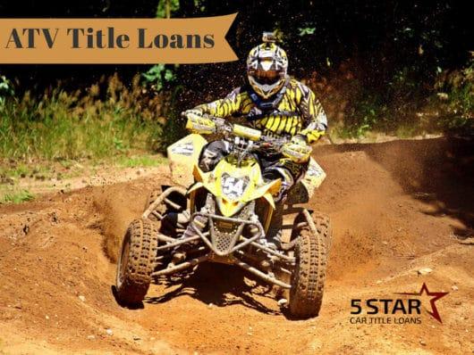 ATV Title Loans