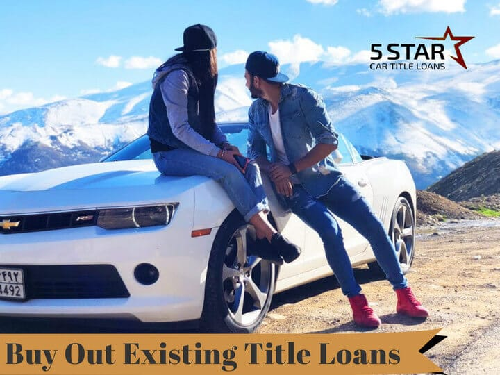 Buy Out Existing Title Loans