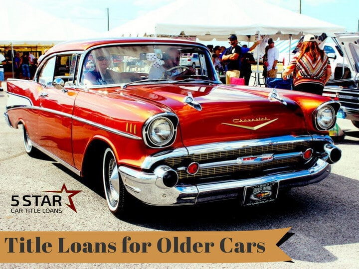 How Old Can a Car Be to Get a Title Loan
