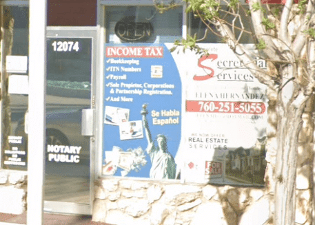 title loans in Desert Hot Spring, CA 92240