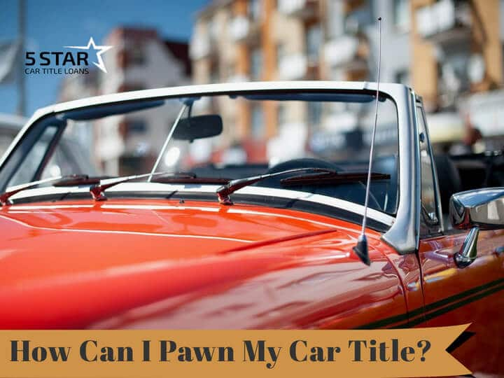 What Is a Title Pawn?