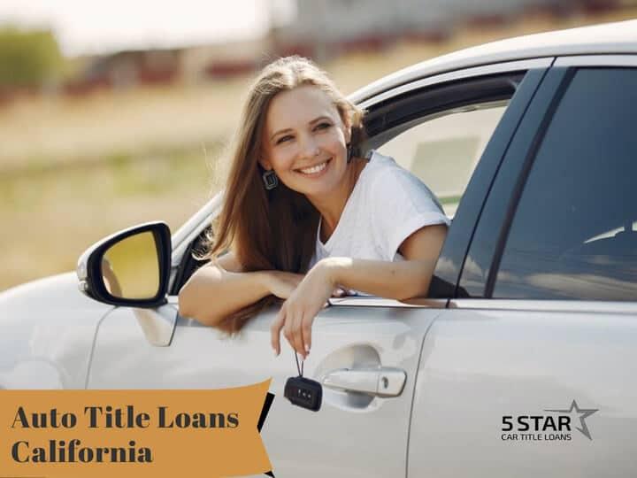 Auto Title Loans California