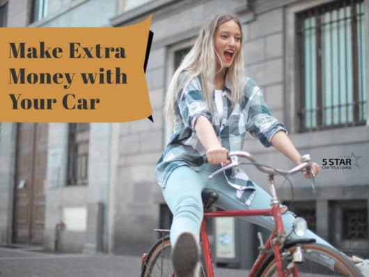 Quick and Easy Ways to Make Extra Money with Your Car